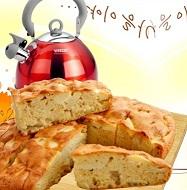 Конкурс рецептов «Лучшая шарлотка 2012»
