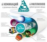 III Международный конкурс идей IQ-Chem