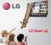 Конкурс идей и приложений «LG SMART TV»