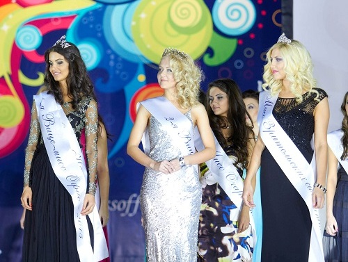 Итоги финального праздничного шоу конкурса красоты «Мисс Офис – 2013»
