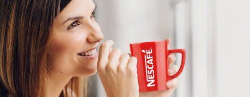Акция от Nescafe: «Проснись богатым»