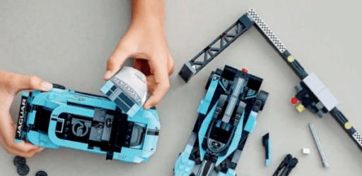 Акция «LEGO cars»