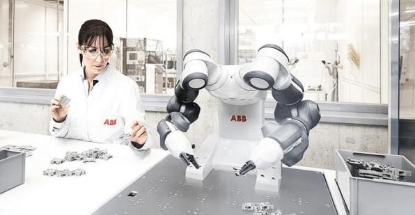 Конкурс «Стань робототехником с ABB»