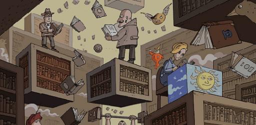 Конкурс «Место действия — библиотека!»