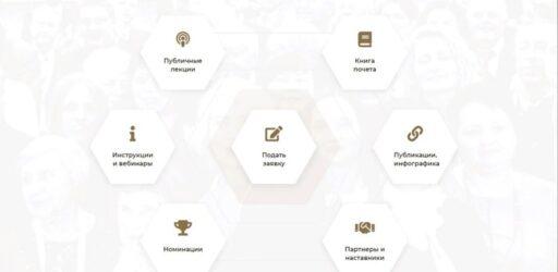 Всероссийский конкурс «Золотые Имена Высшей Школы»