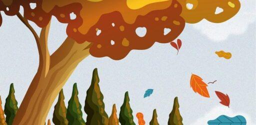 Международный конкурс детского и юношеского творчества «Осенние пейзажи»