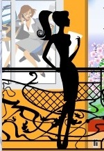 Интернет-голосование конкурса красоты «Мисс Офис – 2014»