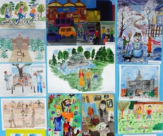 Итоги конкурса «Город детства»