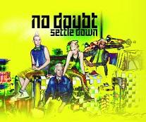 Конкурс «Логотип для нового альбома No Doubt»