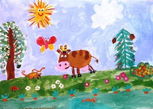 международные конкурсы рисунков 2013: