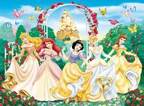 Конкурс рисунков «Парад принцесс»