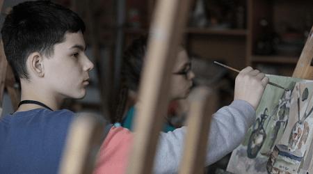 Всероссийский конкурс «Юный художник России»