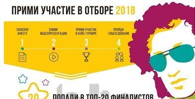 Конкурс-отбор десятиклассников Москвы в Лицей будущих лидеров