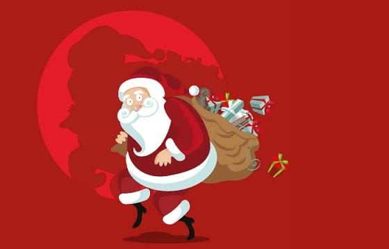 Конкурс отзывов от М.Видео Тайный Санта