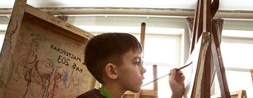 Всероссийский открытый художественный конкурс «Юный художник России»