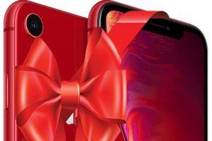 Конкурс розыгрыш «Выиграй iPhone Xr Red (64 GB)»