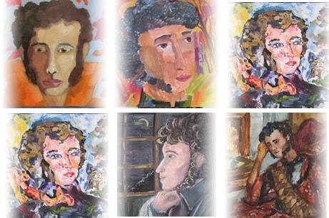 Международный конкурс рисунков «Пушкин глазами детей»